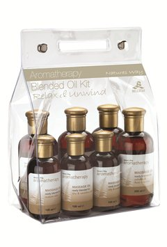 Aromatherapy Blended Oil Kit