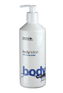 Body Lotion with cocoa butter