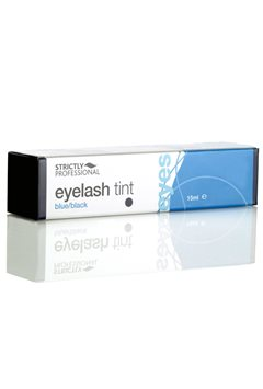 Eyelash Tint Blue/Black