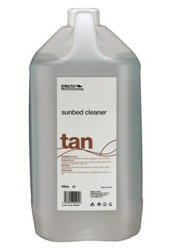 Sunbed Cleaner